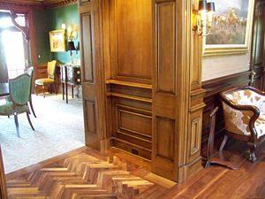 Molding and Millwork: Custom, Decorative Hardwood Molding ...