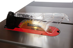 Saw Stop Table Saw Advantages