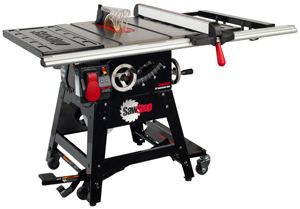 Sawstop Table Saw Table Saws In St Louis St Charles