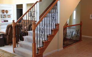 Stair Handrails: Buy Custom Wood Stair Handrails U0026 Staircase Parts