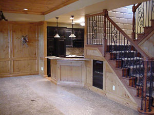 Buy Stair Tread Parts from St. Charles Hardwoods in St. Louis