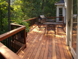 Sustainable Tiger Decking in St. Charles