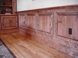 Wainscoting Panels Amp Hardwood Bead Board Panels St
